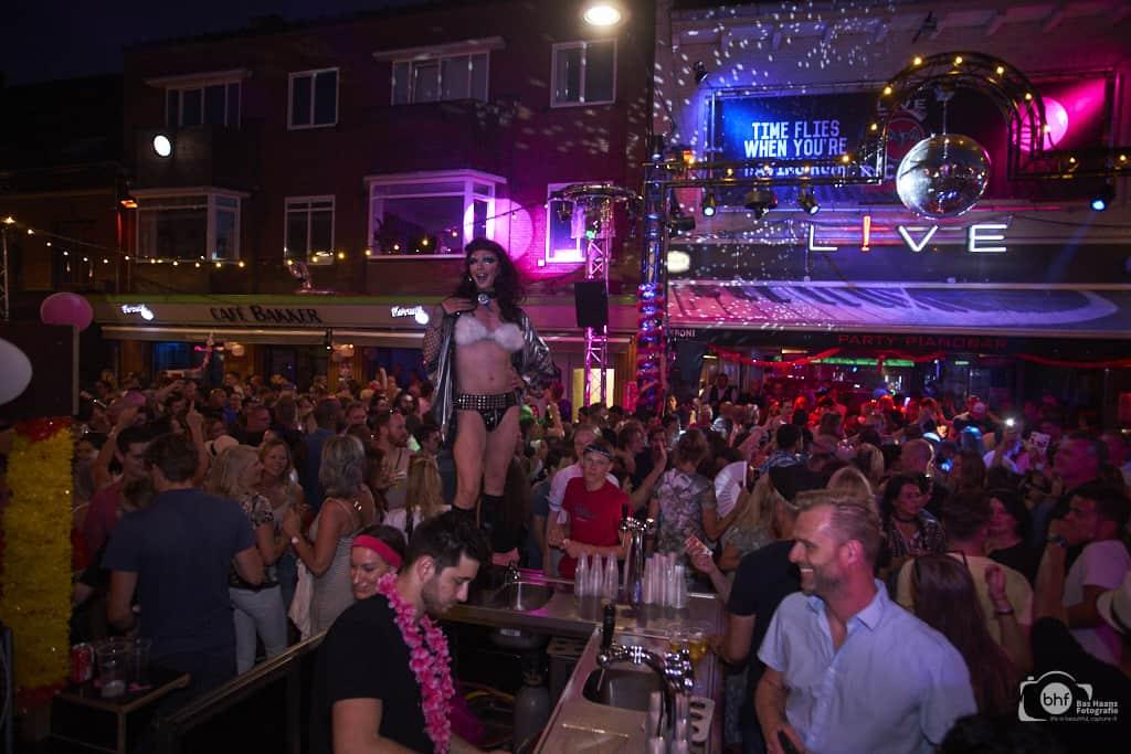 Kermis 2019 Tilburg. Roze maandag. Korte Heuvel